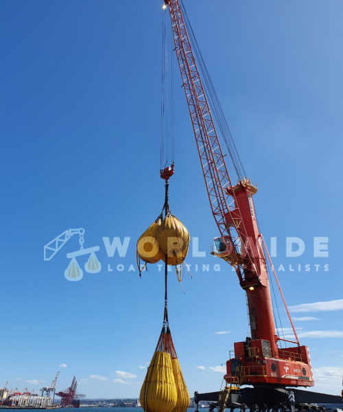 Liebherr 550 JM Water Mark